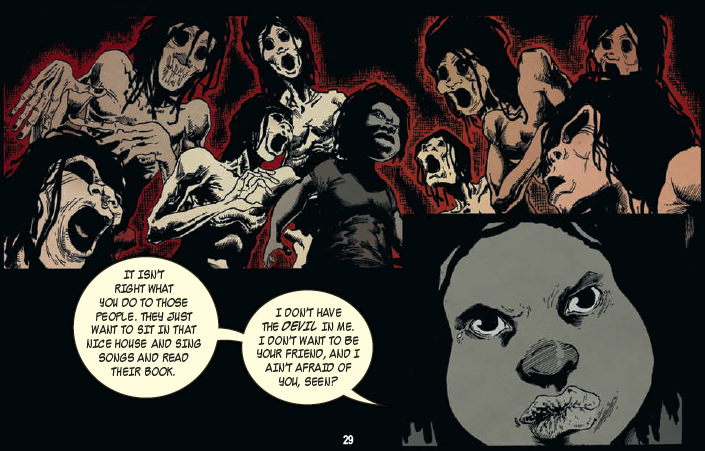 duppy 78 graphic novel