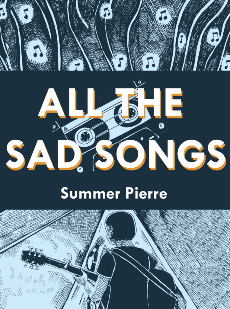 summer Pierre graphic memoir music