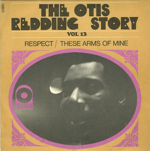 otis redding fonts typography
